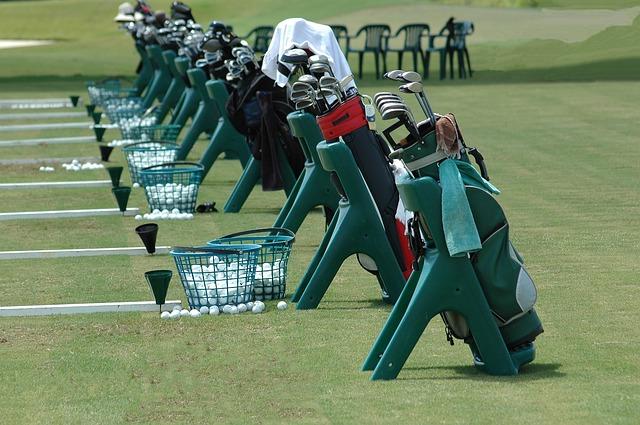 Sprzęt golfowy