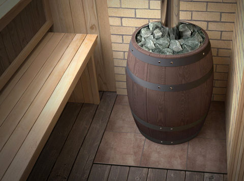 Jak dobrać moc pieca do kubatury sauny?